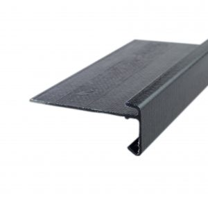 6282l black felt roof trim