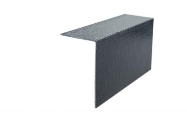 100 x 60mm angle black