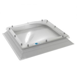 Trade Range 150mm upstand clear rooflight