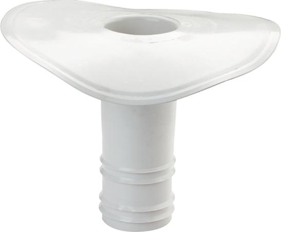 63mm Roof Drain PVC