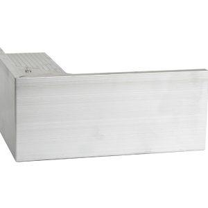 80mm Aluminium trim external Corner
