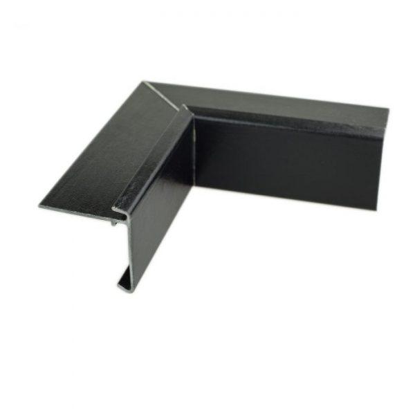 FL black internal corner