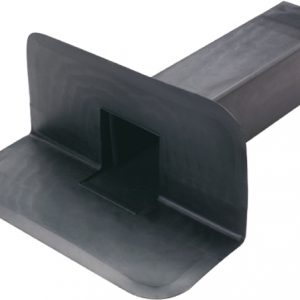 Parapet outlet TPE 100mm x 100mm